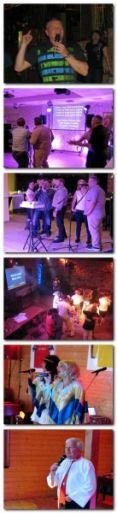 Karaoke na večírek